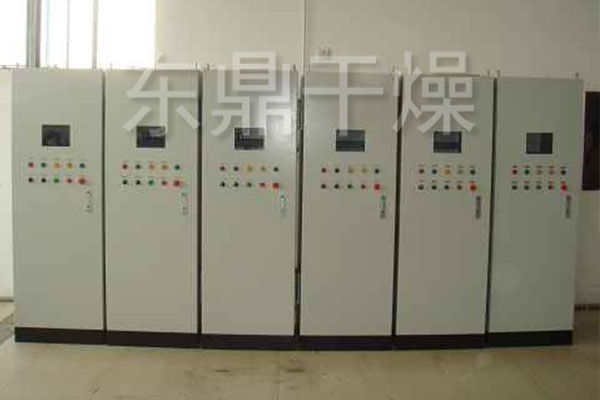 Drying control systems