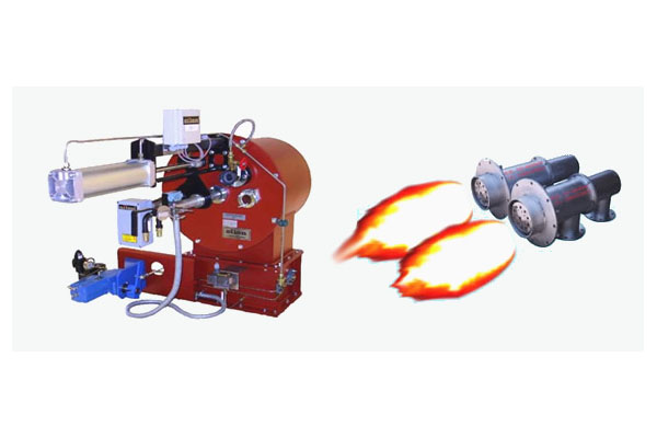 Blast furnace gas burner
