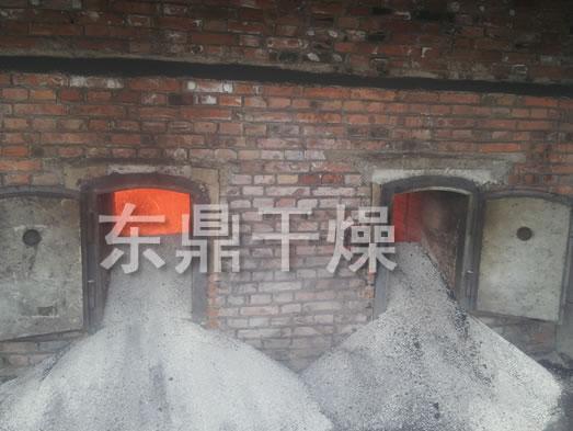 大型煤泥烘干机沸腾炉热源