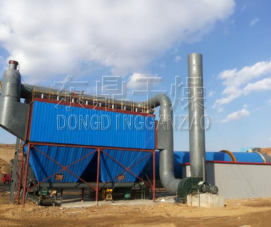 煤泥烘干机生产线