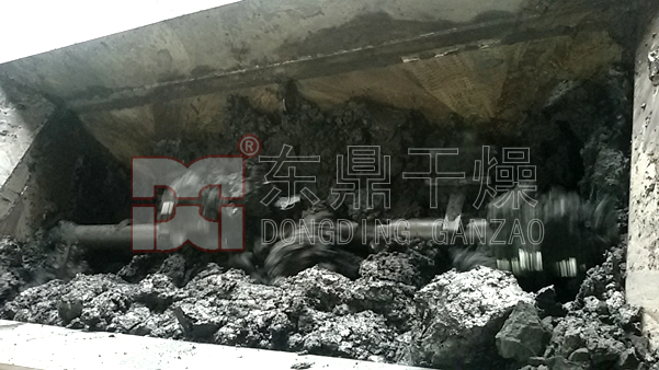 煤泥打散装置
